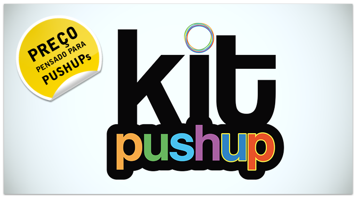 MediaTrust - Kit Pushup